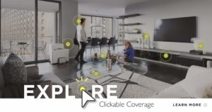 Clickable Coverage Condo