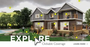Clickable Coverage Home