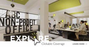 Clickable Coverage Non Profit