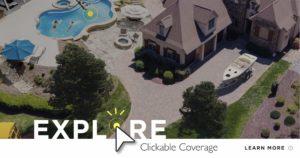 Clickable Coverage Umbrella